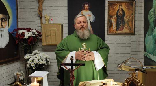 Omelia di padre Jarek-02.06.2020