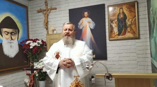 La Preghiera del mattino con padre Jarek-03.06.2020
