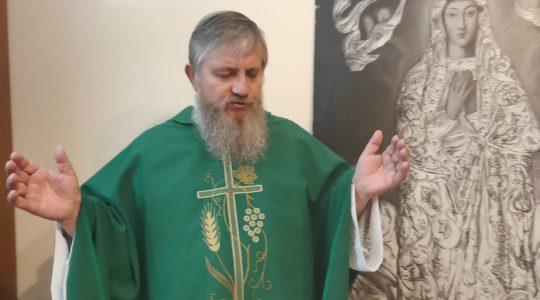 Transmisja Mszy Świętej-XVI Niedziela Zwykła-19.07.2020