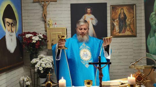Transmisja z Mszy Świętej-10.06.2020