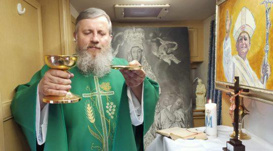 La Santa Messa in diretta-13.07.2020