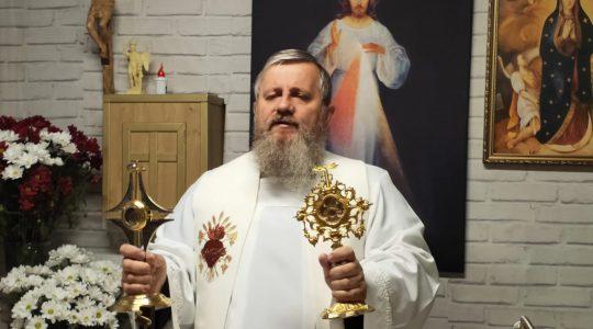 Modlitwa Poranna z księdzem Jarkiem-03.06.2020