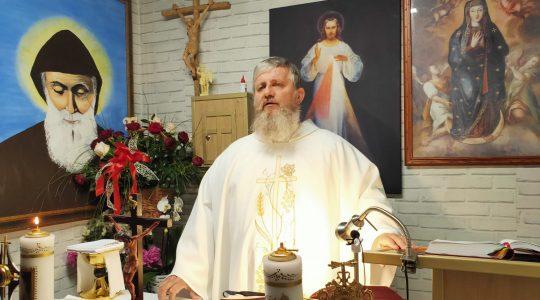 La Santa Messa in diretta-memoria di San Domenico 8.08.2020
