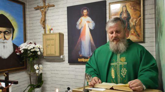 La Santa Messa in diretta-15.06.2020
