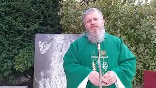 La Santa Messa in diretta-08.07.2020