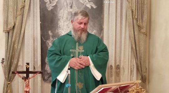 La Santa Messa in diretta-10.07.2020