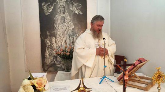 La Santa Messa in diretta-(1.08.2020)