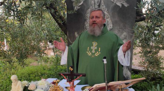 La Santa Messa in diretta-1.07.2020