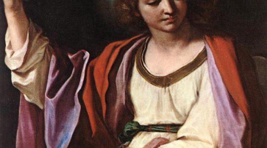 Święta Małgorzata z Antiochii Pizydyjskiej, dziewica i męczennica (20.07.2020)