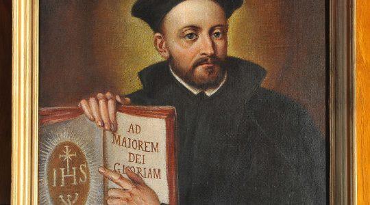 Święty Ignacy z Loyoli, prezbiter (31.07.2020)