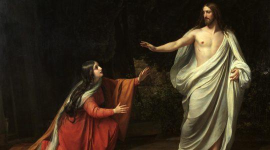 Święta Maria Magdalena (22.07.2020)