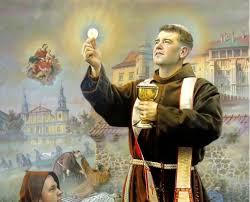 Święty Szymon z Lipnicy, prezbiter (18.07.2020)