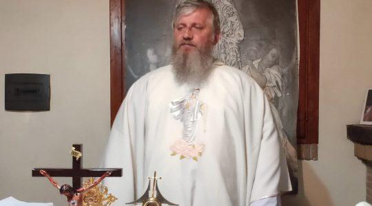 Transmisja Mszy Świętej-1.08.2020