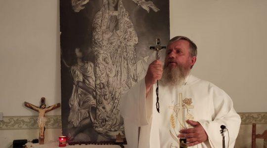 Transmisja Mszy Świętej-11.07.2020
