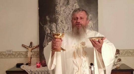 La Santa Messa in diretta-11.07.2020