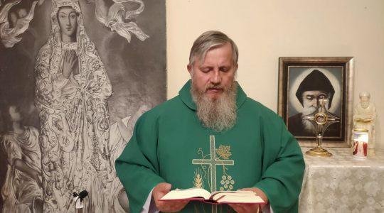 La Santa Messa in diretta (20.07.2020)