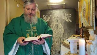 La Santa Messa in diretta-21.07.2020