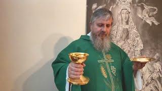 La Santa Messa in diretta-XVI Domenica 19.07.2020