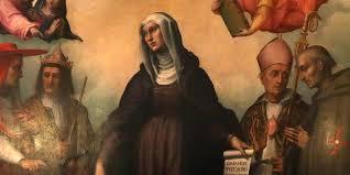 Święta Brygida Szwedzka, zakonnica, patronka Europy (23.07.2020)