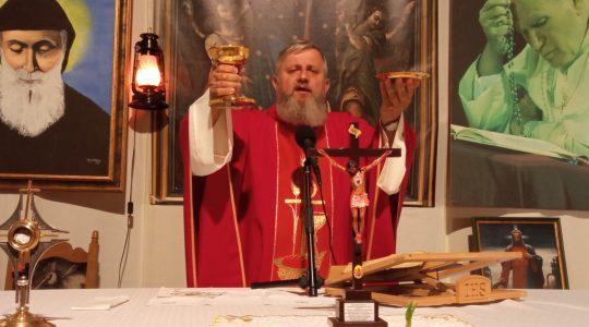 La Santa Messa in diretta-Passione di San Giovanni Battista 29.08.2020