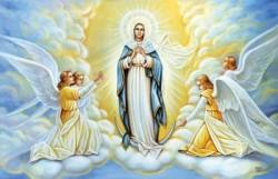 Najświętsza Maryja Panna, Królowa Aniołów Odpust Porcjunkuli (02.08.2020)