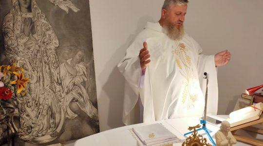 La Santa Messa in diretta-Dedicazione della basilica di Santa Maria Maggiore 05.08.2020