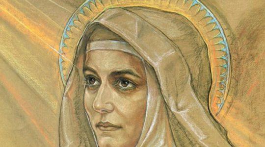 Święta Teresa Benedykta od Krzyża (Edyta Stein), dziewica i męczennica, patronka Europy (09.08.2020)
