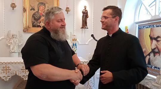 W parafii w Ostrowcu Świętokrzyskim (25.08.2020)