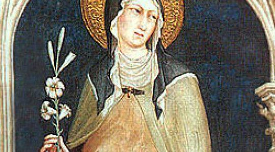 Święta Klara, dziewica (11.08.2020)