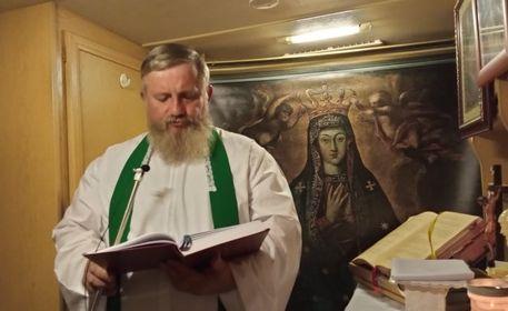 La Santa Messa in diretta-Venerdi del Tempo Ordinario-11.09.2020