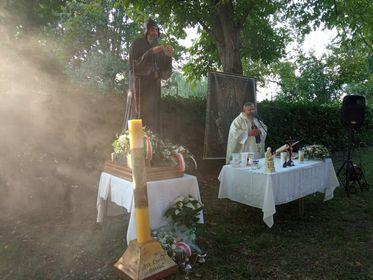 Concluso il Pellegrinaggio della Statua di San Charbel e le sue reliquie in Italia. Il 20 settembre l'accoglienza a Milicz in Polonia (19.09.2020)