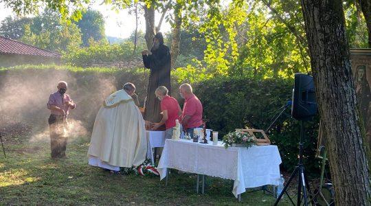 Św. Charbel zaznacza swoją szczególną obecność (13.09. 2020)