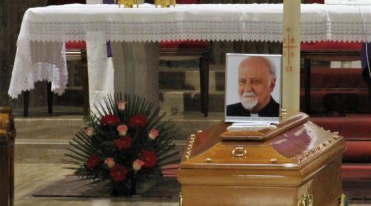 Pożegnanie o. Kazimierza Przydatka (30.09.2020)