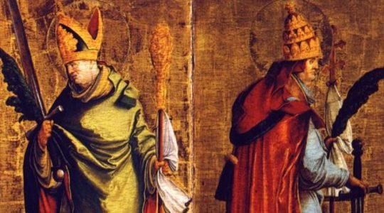 Święci męczennicy Korneliusz, papież, i Cyprian, biskup (16.09.2020)