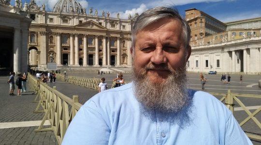 Błogosławieństwo z Placu św. Piotra-2.09.2020
