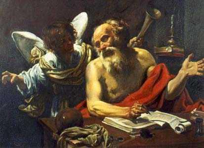 Święty Hieronim, prezbiter i doktor Kościoła (30.09.2020)