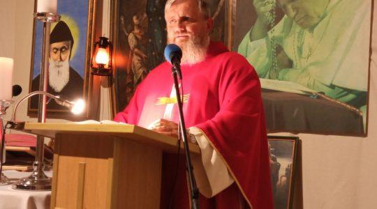 La Santa Messa in diretta-San Matteo Apostolo ed Evangelista 21.09.2020