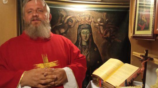 Transmisja Mszy Świętej-Świętego Januarego Męczennika 19.09.2020