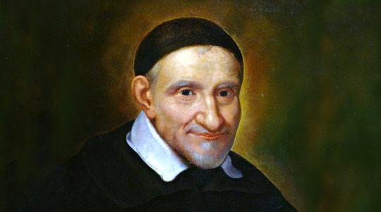 Święty Wincenty a Paulo, prezbiter (27.09.2020)