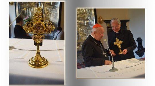 W Spoleto ukradziono relikwię św. Jana Pawła II (24.09.2020)