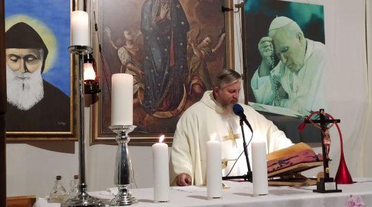 Transmisja Mszy Świętej-30.09.2020