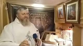 Omelia di padre Jarek-Celebrazione in Calabria 05.09.2020