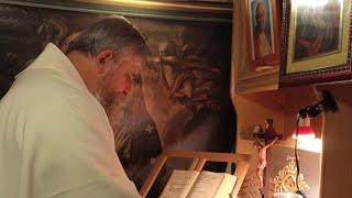 La Santa Messa in diretta dal Calabria con saluto della statua di San Charbel -XXIII Domenica del Tempo Ordinario 06.09.12020