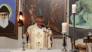 Transmisja Mszy Świętej -NMP Bolesnej- Florencja15.09.2020