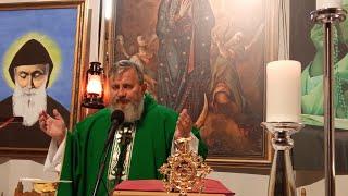 La Santa Messa in diretta-10.10.2020