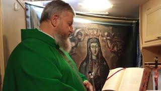 Transmisja Mszy Świętej-XXIII Niedziela Zwykła 06.09.2020