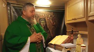 Transmisja Mszy Świętej-Czwartek XXIII Tydzień Zwykły 10.09.2020