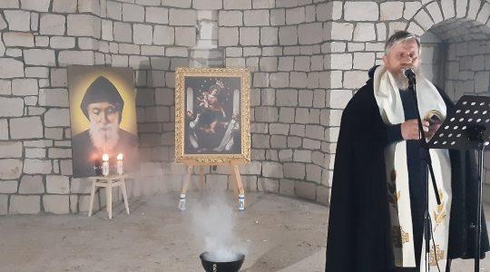 Drugi dzień wielkiej nowenny do św. Charbela (17.10.2020)