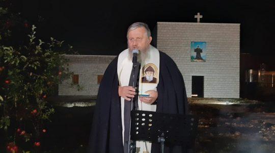Nowenna do Świętego Charbela-Novena a San Charbel in diretta-dzień pierwszy (15.10.2020)