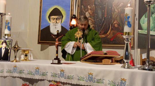 Transmisja Mszy Świętej-XXVIII Niedziela Zwykła godz. 20.30-11.10.2020